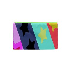 Cool Star Flag Cosmetic Bag (xs)
