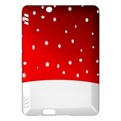 Christmas Background  Kindle Fire HDX Hardshell Case