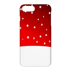 Christmas Background  Apple Iphone 7 Plus Hardshell Case
