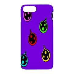 Christmas Baubles Apple Iphone 7 Plus Hardshell Case