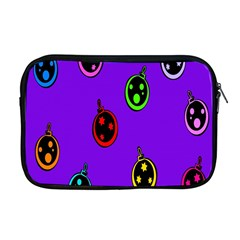 Christmas Baubles Apple Macbook Pro 17  Zipper Case