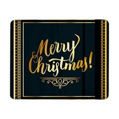 Christmas Gold Black Frame Noble Samsung Galaxy Tab Pro 8.4  Flip Case