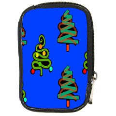 Christmas Trees Compact Camera Cases