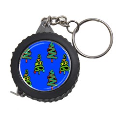 Christmas Trees Measuring Tapes