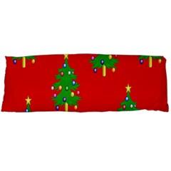 Christmas Trees Body Pillow Case (Dakimakura)