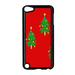 Christmas Trees Apple iPod Touch 5 Case (Black)