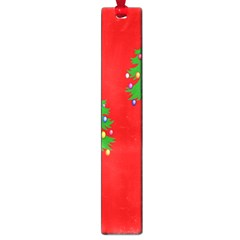 Christmas Trees Large Book Marks