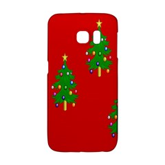 Christmas Trees Galaxy S6 Edge