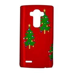 Christmas Trees LG G4 Hardshell Case