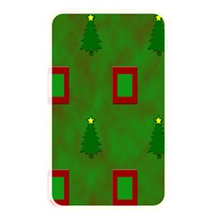 Christmas Trees And Boxes Background Memory Card Reader