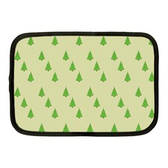 Christmas Wrapping Paper Pattern Netbook Case (Medium)