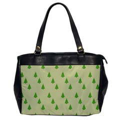 Christmas Wrapping Paper Pattern Office Handbags