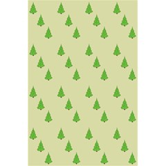 Christmas Wrapping Paper Pattern 5.5  x 8.5  Notebooks