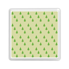 Christmas Wrapping Paper Pattern Memory Card Reader (Square)