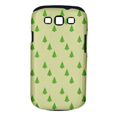 Christmas Wrapping Paper Pattern Samsung Galaxy S III Classic Hardshell Case (PC+Silicone)