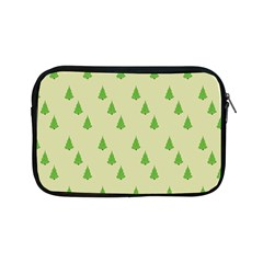 Christmas Wrapping Paper Pattern Apple iPad Mini Zipper Cases
