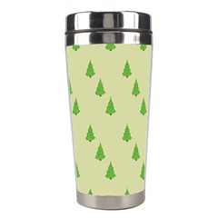 Christmas Wrapping Paper Pattern Stainless Steel Travel Tumblers