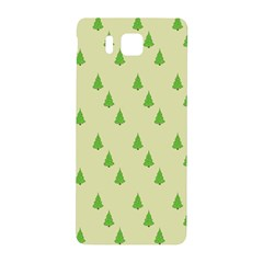 Christmas Wrapping Paper Pattern Samsung Galaxy Alpha Hardshell Back Case