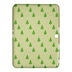 Christmas Wrapping Paper Pattern Samsung Galaxy Tab 4 (10.1 ) Hardshell Case