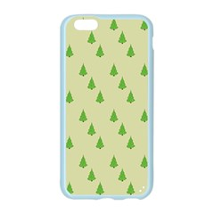 Christmas Wrapping Paper Pattern Apple Seamless iPhone 6/6S Case (Color)