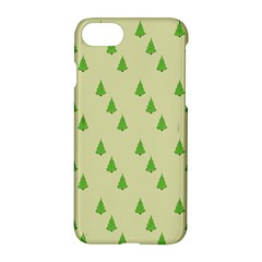 Christmas Wrapping Paper Pattern Apple Iphone 7 Hardshell Case