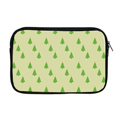 Christmas Wrapping Paper Pattern Apple Macbook Pro 17  Zipper Case
