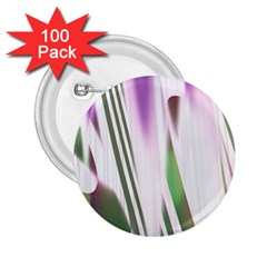 Colored Pattern 2.25  Buttons (100 pack)