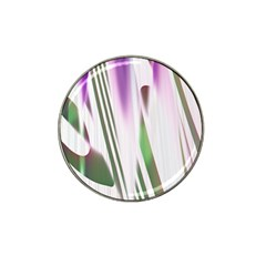 Colored Pattern Hat Clip Ball Marker