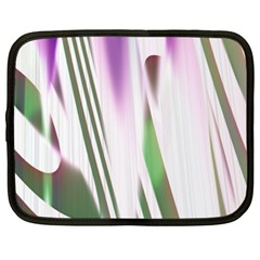 Colored Pattern Netbook Case (Large)