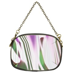 Colored Pattern Chain Purses (One Side)