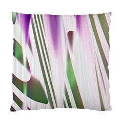 Colored Pattern Standard Cushion Case (One Side)
