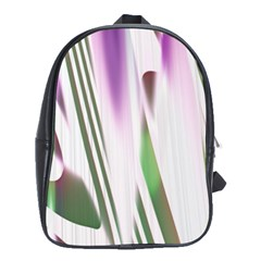 Colored Pattern School Bags(Large)