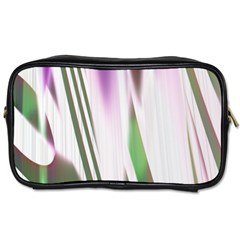Colored Pattern Toiletries Bags
