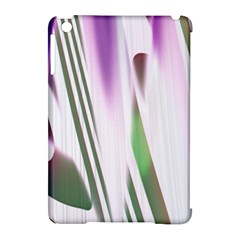 Colored Pattern Apple iPad Mini Hardshell Case (Compatible with Smart Cover)