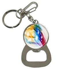 Colour Abstract Button Necklaces