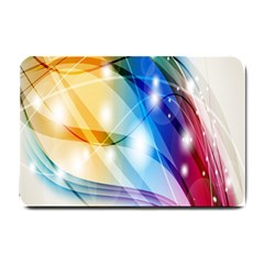 Colour Abstract Small Doormat