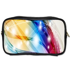 Colour Abstract Toiletries Bags