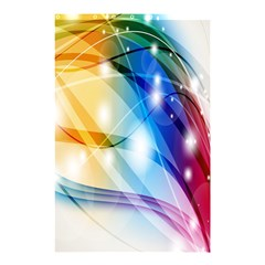 Colour Abstract Shower Curtain 48  x 72  (Small)