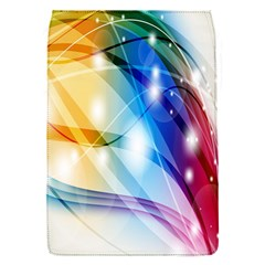 Colour Abstract Flap Covers (S)