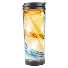 Colour Abstract Travel Tumbler