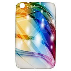 Colour Abstract Samsung Galaxy Tab 3 (8 ) T3100 Hardshell Case