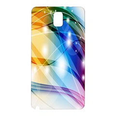 Colour Abstract Samsung Galaxy Note 3 N9005 Hardshell Back Case