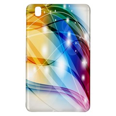 Colour Abstract Samsung Galaxy Tab Pro 8.4 Hardshell Case