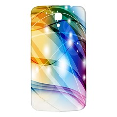 Colour Abstract Samsung Galaxy Mega I9200 Hardshell Back Case