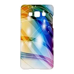 Colour Abstract Samsung Galaxy A5 Hardshell Case