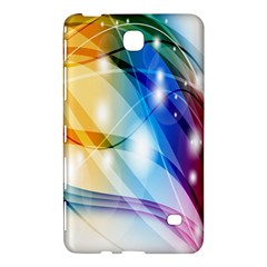 Colour Abstract Samsung Galaxy Tab 4 (8 ) Hardshell Case