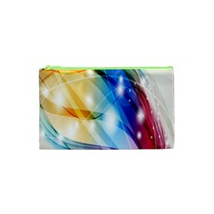 Colour Abstract Cosmetic Bag (XS)