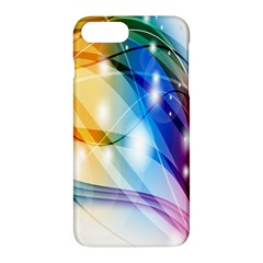 Colour Abstract Apple Iphone 7 Plus Hardshell Case