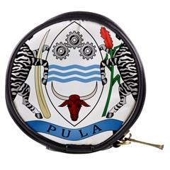 Coat Of Arms Of Botswana Mini Makeup Bags