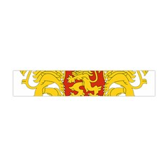 Coat of Arms of Bulgaria Flano Scarf (Mini)